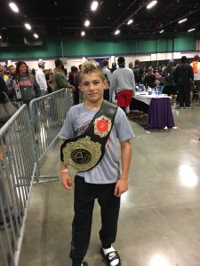 Nick Fea, 2016 Super 32 National Champion